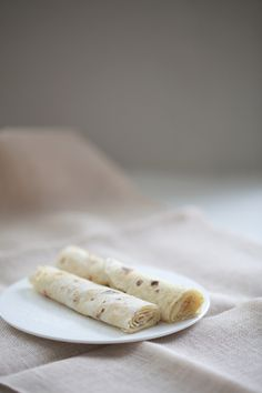 Recipe: Lefse | A Little Zaftig. Lefse is a soft Norwegian flatbread that we've had with every holiday meal since I was a kid. It's served rolled up, with butter and sugar inside. Absolutely delicious.