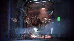 Mass Effect ~ Rachni Soldier by celyntheraven.deviantart.com on @deviantART