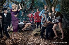 DolceGabbana Winter 2015 Advertising Campaign
