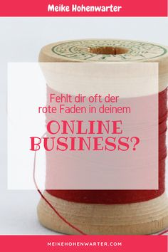 #RoterFaden #Online #Business