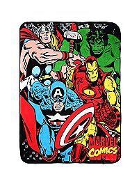 HOTTOPIC.COM - Marvel Avengers Comfy Throw