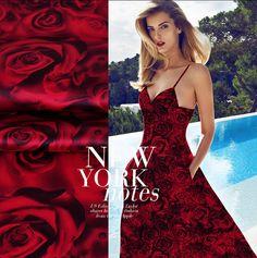 Rose stretch silk fabric by the yard Brocade Fabric woman's clothing Fabric handmade dress fabric Jacquard Fabric-width 118cmx50cm E01