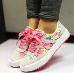 Sneakers mulheres zapatos mujer mulheres sapatos huarache sapatilhas sapatos de desporto impresso tênis para as sapatilhas das mulheres em Tênis Estilosos de Sapatos no AliExpress.com | Alibaba Group