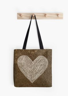 Chalk Heat, Small Tote Bag, £12.23 Available for purchase here: http://rdbl.co/1KoAJ7b