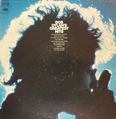 Bob Dylan Greatest Hits 1967 Vinyl LP Record Album