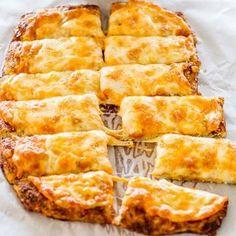 Cauliflower Breadsticks — KidneyBuzz