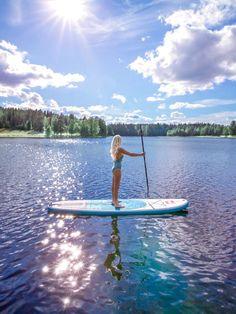 Summer Cottage Life in Tampere, Finland #finlandtravel #finlandtravelsummer