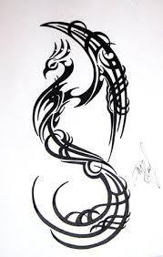 Znalezione obrazy dla zapytania tattoo phoenix