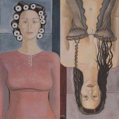by Andrea VandoniImported from Italy(original egg tempera painting on board)28 x 28 ...