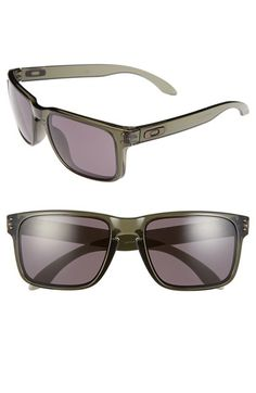 79c467e821 Men s Oakley  Holbrook - Ink Collection  Sunglasses Olive  Dark Grey One  Size