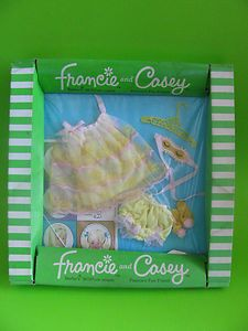 Mod Francie and Casey c. 1967 Slumber Number #1271 Part of EPA No. 1