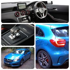 The Mercedes-Benz A45 AMG Review by Drive.co.uk #carreviews #newcars #roadtest #cars #driving