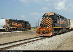 RailPictures.Net Photo: WLE 3034 Wheeling & Lake Erie EMD SD40-3 at Bellevue, Ohio by Joe Vittitoe