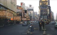 Manhattan: Broadway and 45th Street (1956)
