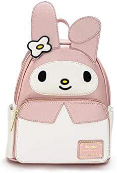 MY HERO ACADEMIA x HELLO KITTY AND FRIENDS KAWAII MINI BACKPACK NWT Bag Sanrio