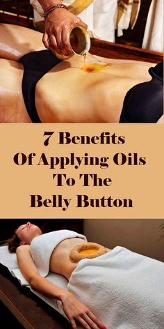 7 Benefits Of Applying Oil To The Belly Button Natural oils are a huge part of Ayurveda. This includes everything from essential oils to carrier oils. They can affect everything from your health, emotions, and spirituality, so they're wor… Health And Beauty, Health And Wellness, Health Tips, Health Fitness, Wellness Fitness, Health Care, Ayurveda, Technique Massage, Natural Health Remedies