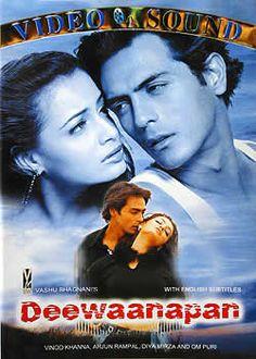 Deewaanapan (2001) Full Movie Watch Online Free HD - MoviezCinema.Com