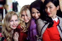 Carolina Engman, Jessica Stein, Wendy Nguyen, Nicole Warne