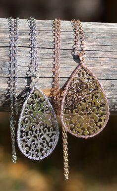 stainless steel #necklaces I designed for NEW ONE I NEWONE-SHOP.COM