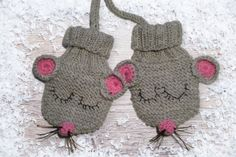 Knitting Tutorial Baby and Toddler gloves Pattern Baby Knitting Patterns, Crochet Gloves Pattern, Knitted Gloves, Baby Patterns, Crochet Patterns, How To Start Knitting, Wrist Warmers, Drops Design, Baby Sweaters
