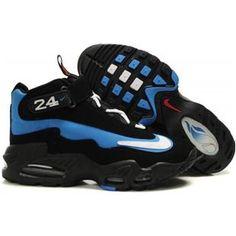 http://www.asneakers4u.com/ 354912 011 Nike Air Griffey Max I Black Blue White D02002