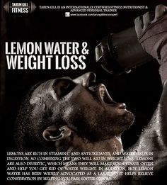 I get asked a lot about lemon water and its weight loss properties, so here is my response