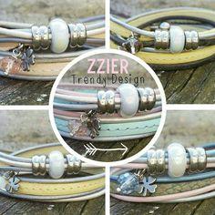 Nieuwe Zzier armbanden in de #goodiesshop #Zoutelande #Domburg en online www.goodies-shop.nl