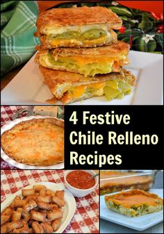 4 Festive Chile Relleno Recipes and 6 Cinco de Mayo Side Dishes
