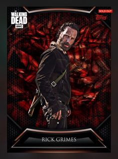 This is a digital card only available in the Topps Walking Dead Digital Card Trader App available for iOS and Android. Digital Card Details I will send a trade via the app. | eBay!