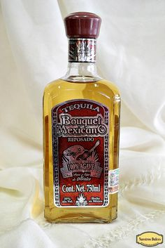 Tequila Bouquet Mexicano Reposado