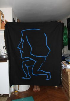 Plapla Pinky, (Flag), 2010