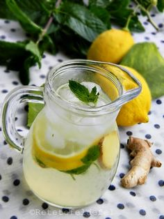 limonada-004 Healthy Soda, Healthy Drinks For Kids, Healthy Energy Drinks, Healthy Smoothies, Healthy Recipes, Drinking Water, Lose Weight, Ethnic Recipes, Food