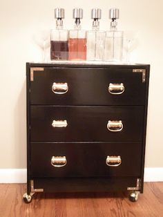 She has so many great DIY projects, I had to repin it so I didn't lose the link.