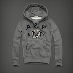 Abercrombie & Fitch - Shop Official Site - Mens - Hoodies - Classic - MacNaughton Mountain