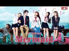 Campus Romance Movie 2020   My Girlfriends is a Mermaid, Eng Sub   Love Story film, Full Movie 1080P - YouTube Mermaid Movies, Romance Movies, Film Movie, Me As A Girlfriend, Love Story, Girlfriends, First Love, Asmr, Amazing Art