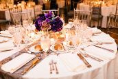 New York City Wedding at Battery Gardens by Elizabeth + Rich Photography | Style Me Pretty