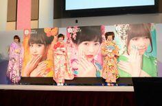 From the left, Mariya Nagao, Mayu Watanabe and Haruka Shimazaki(AKB48)