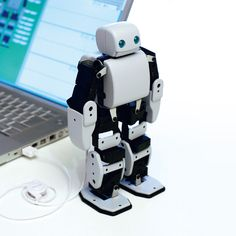 Meet Plen2, the adorable open source humanoid robot that's small enough to stand on your desk.