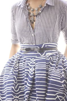 I have always LOVED Gingham