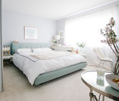 7-Day Plan: Get a Spotless, Beautifully Organized Bedroom  Transitional Bedroom by Nanette Wong