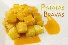 'Patatas bravas', plato que se cree nació en un local del Callejón de Gato madrileño.