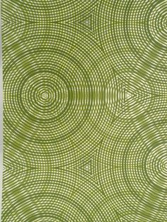 Green - Patterns