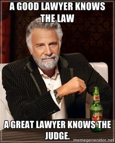 haha, that's pretty funny.  The most interesting man in the world has the best advice for sure.  http://www.renaldlabbeavocats.com/fr/