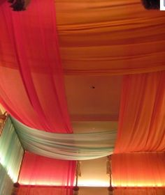 pictures of teneted ceilings | tented ceiling | Favorite Places & Spaces