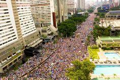 Gracias Caracas!