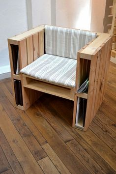 Amazing DIY pallet furniture Ideas (35)
