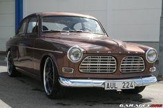 Garaget   Volvo amazon (1965)