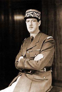 Le général Charles de Gaulle