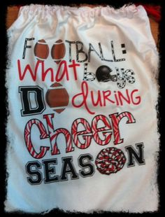 Custom Cheer Mom tee or tank great for by RockNcouture on Etsy, $40.00