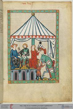 Einige Anhaltspunkte sprechen dafür, daß der Minnesänger Winli im Alemannischen beheimatet war. Der vermutlich um 1300 wirkende Autor kann nicht näher gefaßt werden.